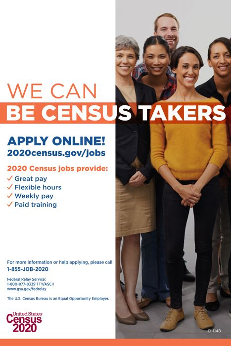 census taker jobs