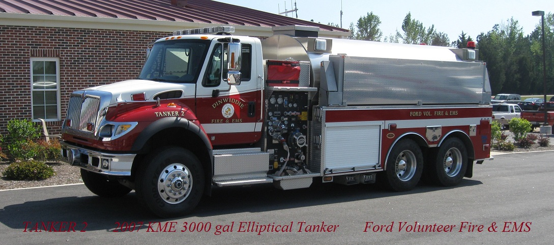 Red tanker two with silver details